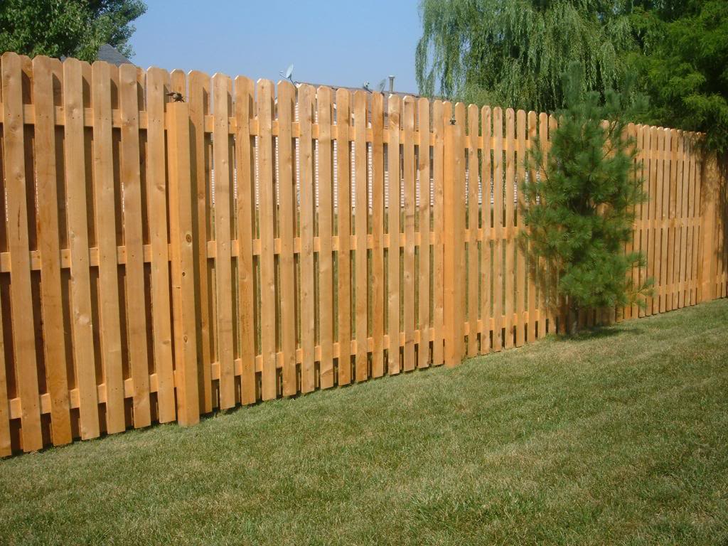 Casco Mi Fence Installation Kdf Custom Builders Inc